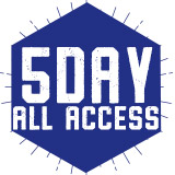 Resident 5 Day All Access Plan