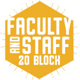 Faculty Staff 20 Block